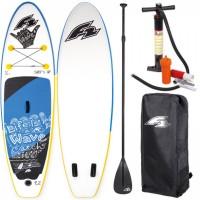 F2 SURF'S UP napihljiv SUP