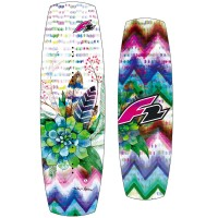 F2 RAINBOW wakeboard